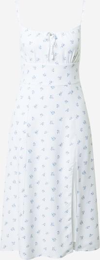 Abercrombie & Fitch Summer dress in Light blue / Dark purple / White, Item view