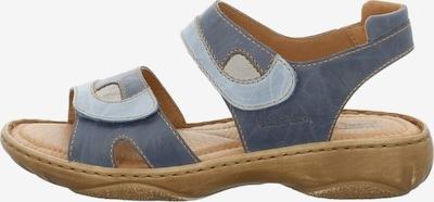JOSEF SEIBEL Sandale 'Debra' in blau / hellblau, Produktansicht