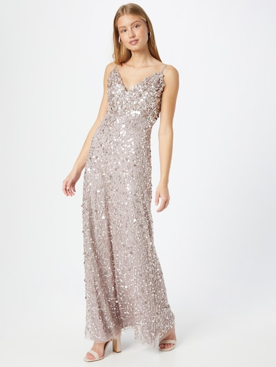 LACE & BEADS Kleid 'Betty' in champagner, Modelansicht