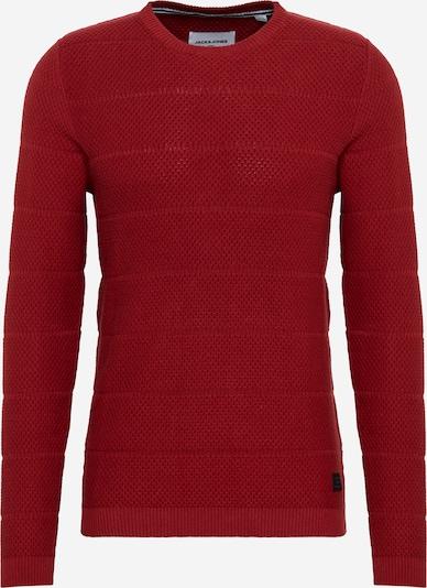 JACK & JONES Pulover 'SNOW'   rdeča barva, Prikaz izdelka