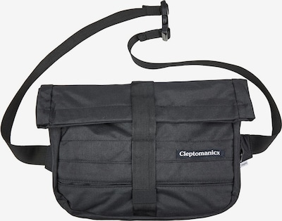 Cleptomanicx Gürteltasche 'TAP L' in schwarz, Produktansicht