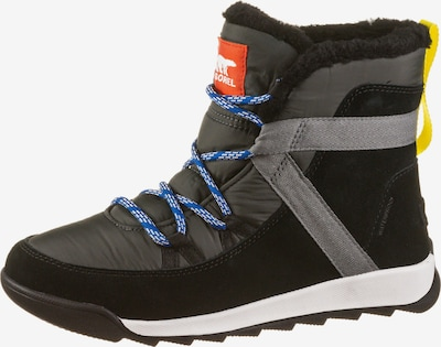 SOREL Schuhe 'Whitney II Flurry' in schwarz, Produktansicht