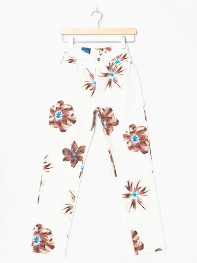 KENZO Jeans in 24 in white denim, Produktansicht