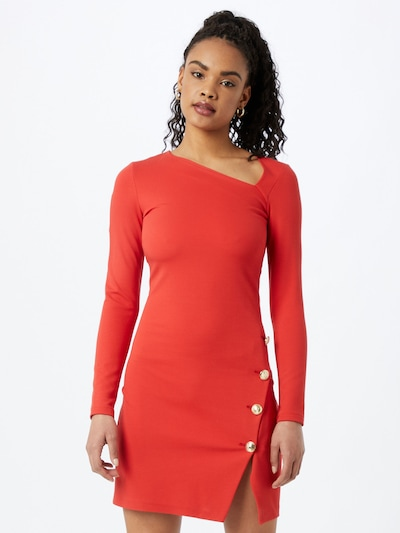 PATRIZIA PEPE Kleid in rot, Modelansicht
