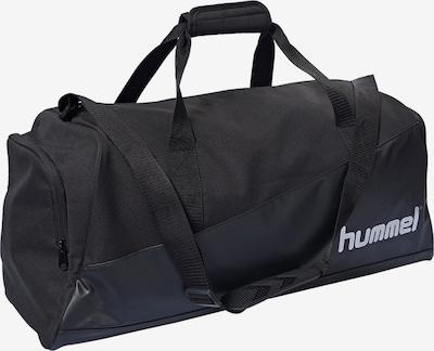 Hummel Tasche in schwarz / weiß, Produktansicht
