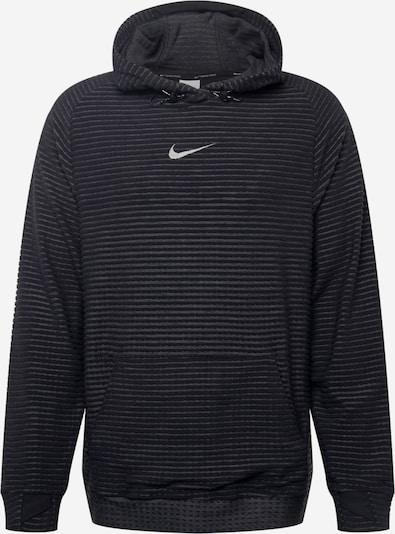 NIKE Sportsweatshirt in schwarz, Produktansicht