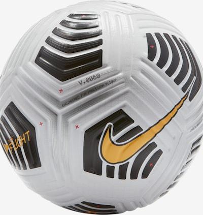 NIKE Ball in goldgelb / schwarz / weiß, Produktansicht