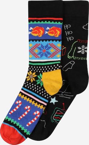 Happy Socks Socks 'Ho Ho Ho' in Mixed colors