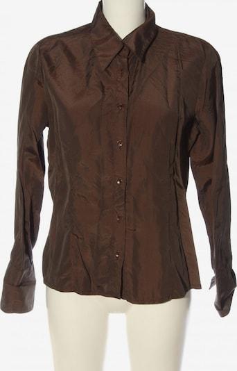 michele boyard Langarmhemd in L in braun, Produktansicht