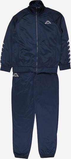 KAPPA Joggingová souprava 'Till' - tmavě modrá / bílá, Produkt