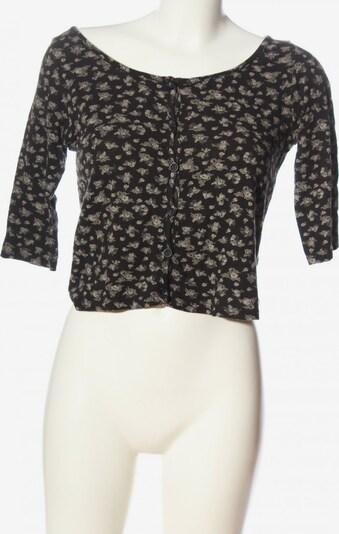 Subdued Shirtjacke in S in creme / grün / schwarz, Produktansicht