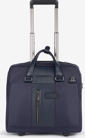 Piquadro Trolley 'Brief' in dunkelblau, Produktansicht