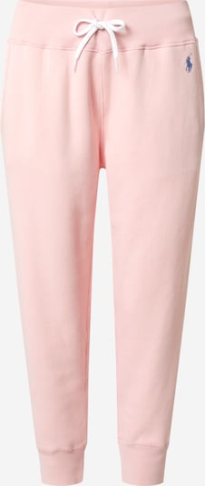 POLO RALPH LAUREN Trousers in smoke blue / pink, Item view