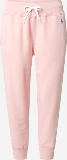 POLO RALPH LAUREN Hose in rauchblau / rosa, Produktansicht