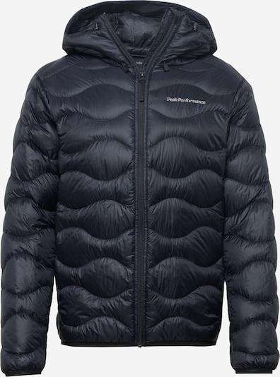 PEAK PERFORMANCE Outdoor jacket 'Helium' in Black, Item view