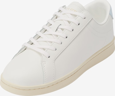 Marc O'Polo Sneaker in beige / pastellblau / weiß, Produktansicht