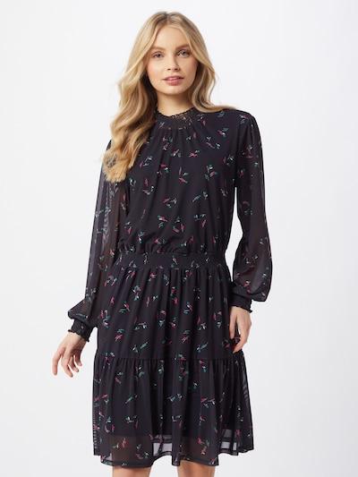 ESPRIT Kleit petrooleum / roosa / must, Modellivaade