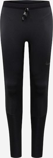 NIKE Sporta bikses melns, Preces skats