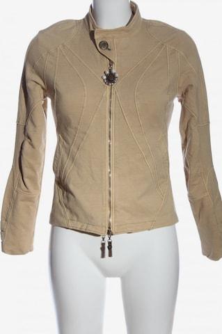 Elisa Cavaletti Jacket & Coat in S in Beige