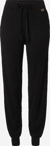 Twinset Bukse i svart