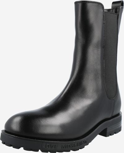 Love Moschino Μπότες chelsea σε μαύρο, Άποψη προϊόντος