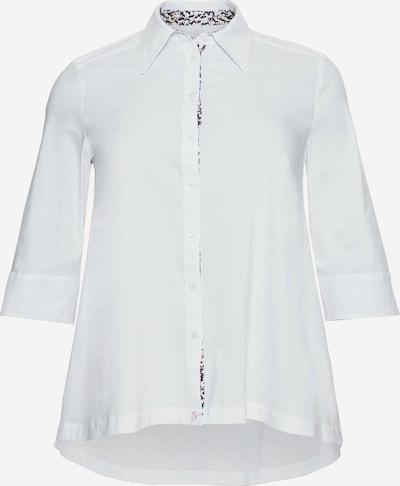 SHEEGO Bluse in weiß, Produktansicht