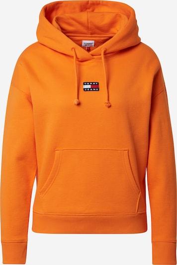 Tommy Jeans Collegepaita värissä tummansininen / oranssi / punainen / valkoinen, Tuotenäkymä