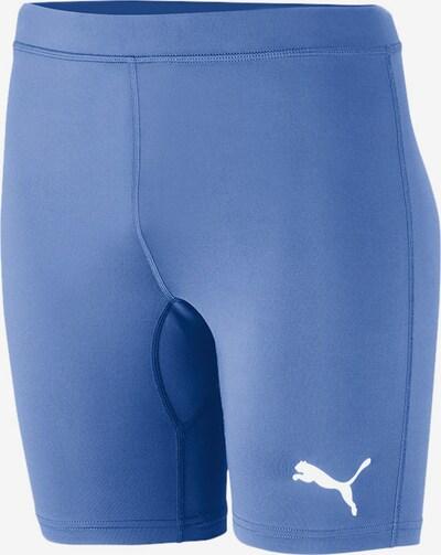 PUMA Unterhose 'Liga' in blau, Produktansicht