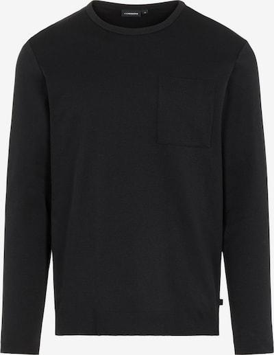 J.Lindeberg Shirt in de kleur Zwart, Productweergave