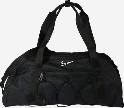NIKE Sports bag in Black / White, Item view