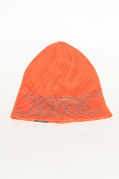 KAPPA Mütze in XXL in mandarine, Produktansicht