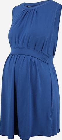 Rochie 'Mina' de la Bebefield pe albastru