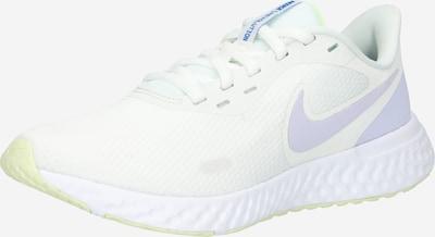 NIKE Skriešanas apavi 'Revolution 5', krāsa - pelēks / balts, Preces skats