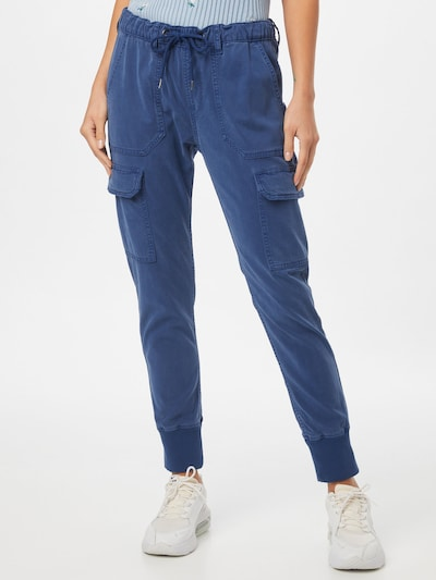 Pepe Jeans Cargo jeans in Dark blue, View model