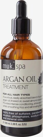 muk Haircare Haarpflege Treatment 'Argan Oil' in transparent, Produktansicht