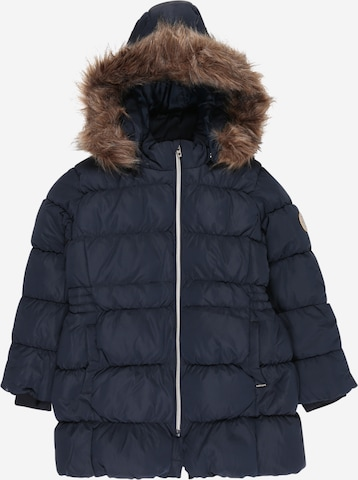 NAME IT Winter Jacket 'Molly' in Blue