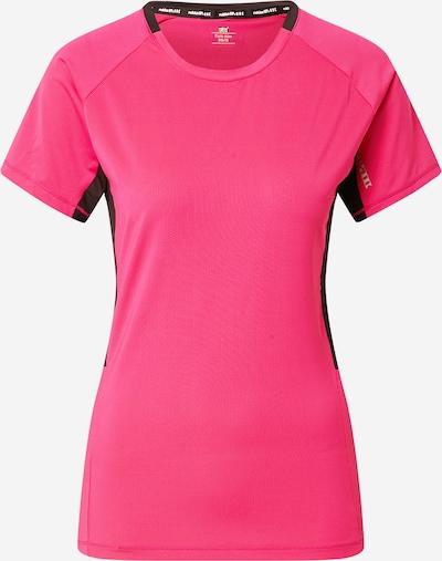 Rukka Sporta krekls 'MATEK', krāsa - rozā / melns, Preces skats