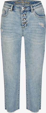 Blue Monkey Jeans 'Alexis' in Blau