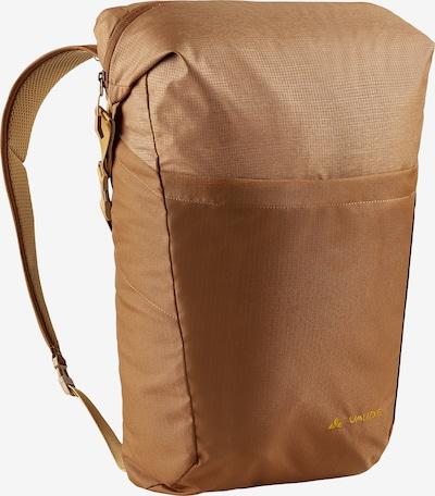 VAUDE Backpack ' Kajam ' in Brown / Yellow, Item view
