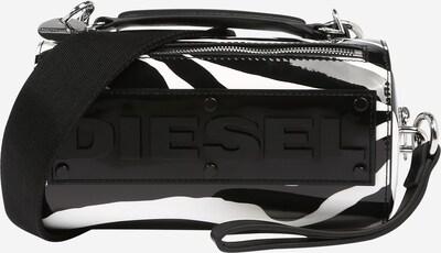 DIESEL Taška přes rameno 'CAYAK' - černá / bílá, Produkt