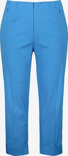 Ulla Popken Hose in blau, Produktansicht