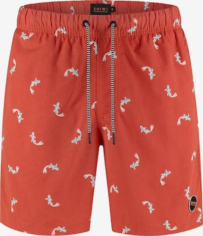 Shiwi Kratke kopalne hlače 'Koi' | rdeča barva, Prikaz izdelka