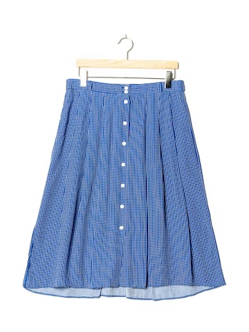 DUO Skirt in XL x 32 in Blue