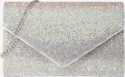 ALDO Clutch 'GEAVEN' in silber, Produktansicht