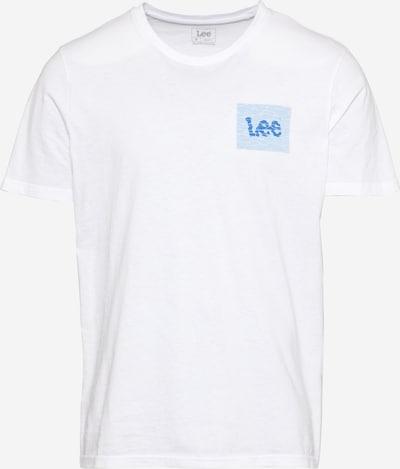 Lee Shirt in weiß, Produktansicht