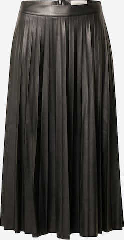 Cartoon Skirt in Black