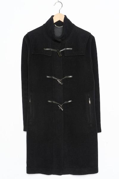 BURBERRY Wollmantel in M/L in schwarz, Produktansicht