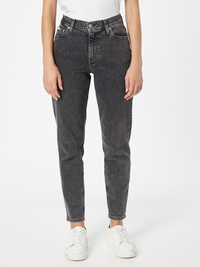 Calvin Klein Jeans Jeans in Grey denim, View model