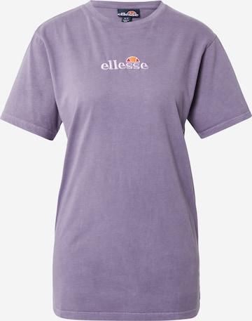 ELLESSE T-Shirt 'Annatto' in Lila