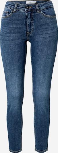 ICHI Jeans in de kleur Blauw denim, Productweergave